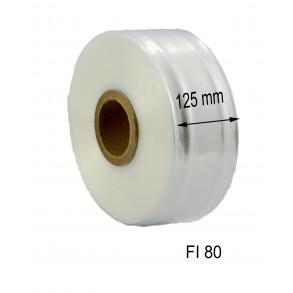 Osłonka poliamidowa fi 80 bezbarwna